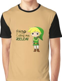 Mad Link Graphic T-Shirt