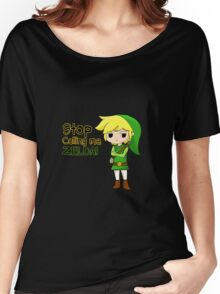 Mad Link Women's Relaxed Fit T-Shirt