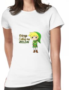 Mad Link Womens Fitted T-Shirt