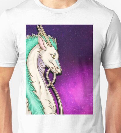 Spirited away - Haku the Water Dragon Unisex T-Shirt