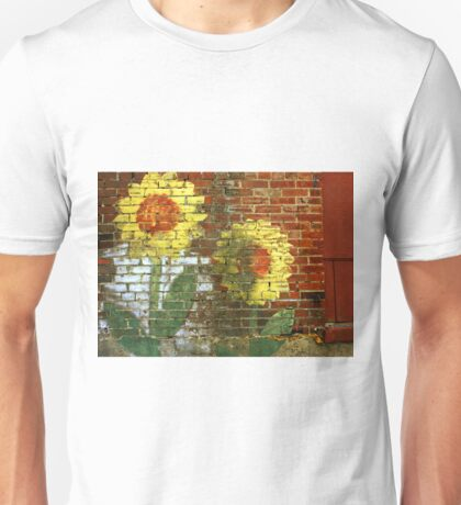 Be like the flower, turn your faces to the sun.  T-Shirt