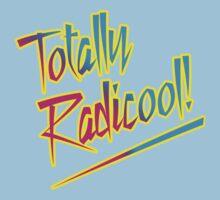 Totally Radicool! Baby Tee