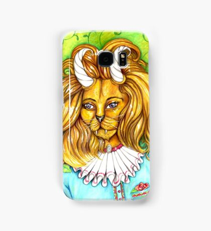 The Beauty in the Beast  Samsung Galaxy Case/Skin