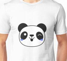 Panda love!  Unisex T-Shirt