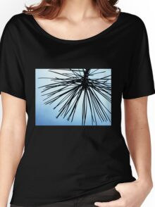 Brush The Sky Women's Relaxed Fit T-Shirt