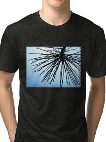 Brush The Sky Tri-blend T-Shirt