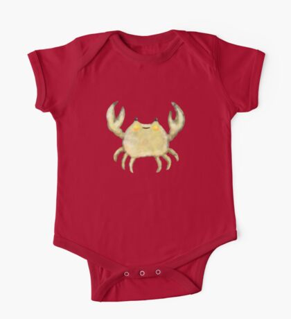 Wee Crab One Piece - Short Sleeve