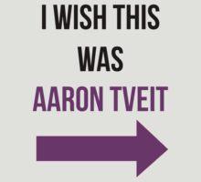 I Wish This Was Aaron Tveit by HannahJill12