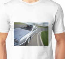 Ford Sierra RS Cosworth rig shot front Unisex T-Shirt