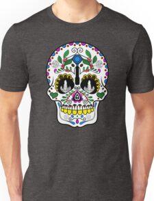 Mexican Coffee Skull T-Shirt