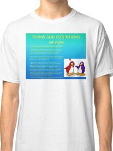 Club Penguin T&C's Classic T-Shirt