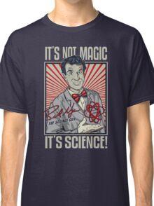 Official Bill Nye - It's Science Shirt Classic T-Shirt