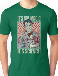 Official Bill Nye - It's Science Shirt Unisex T-Shirt
