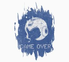 It's Game Over Mega Man, Game Over! by Gigabyte
