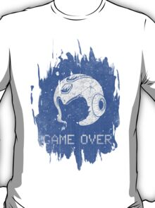 It's Game Over Mega Man, Game Over! T-Shirt