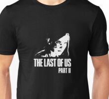 The Last Of Us Part II - Ellie (dark collection) Unisex T-Shirt