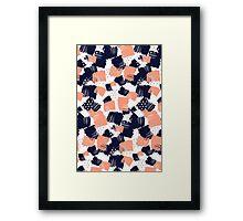 Buffer Framed Print