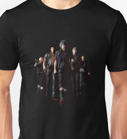 Final Fantasy XV - Characters Unisex T-Shirt