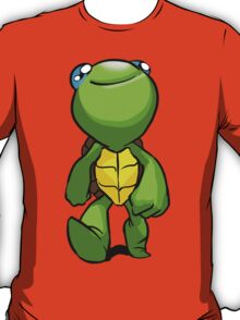 Trippy Turtle: Turtle Tee T-Shirt