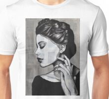 Modesty (2015) Painting by Konstantinos Skopelitis Unisex T-Shirt