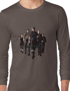 FFXV Characters Long Sleeve T-Shirt