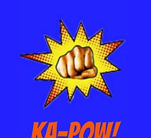 KA-POW! by Cathie1416