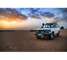 Queen of the Sahara Photographic Print