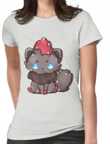 Little Master of Illusions  Womens Fitted T-Shirt
