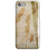 wild grasses 28 iPhone Case/Skin