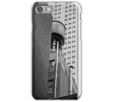 Water Tower   New York City, New York iPhone Case/Skin