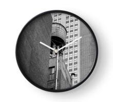 Water Tower | New York City, New York Clock