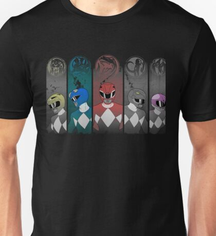 POWER BLASTS  Unisex T-Shirt