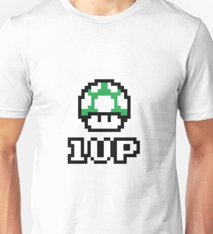 1 UP - Super Mario Bros. Unisex T-Shirt