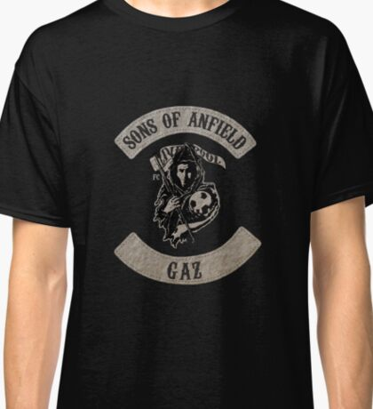 Sons of Anfield - Gaz Classic T-Shirt