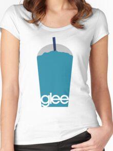 Glee Frozen Drink Slurpee Women's Fitted Scoop T-Shirt