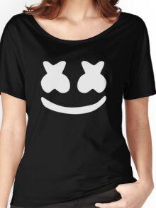 Marshmello White Women's Relaxed Fit T-Shirt