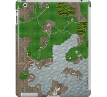 Midgard Map iPad Case/Skin