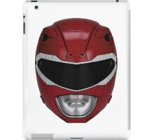 Power Rangers - MMPR Red Ranger iPad Case/Skin