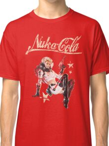 Nukacola Pin-up Classic T-Shirt