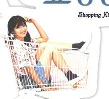 Shopping King Louie Sticker