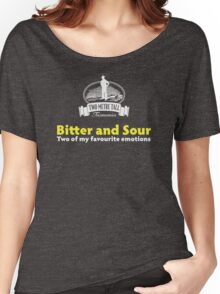 Bitter and Sour Women's Relaxed Fit T-Shirt