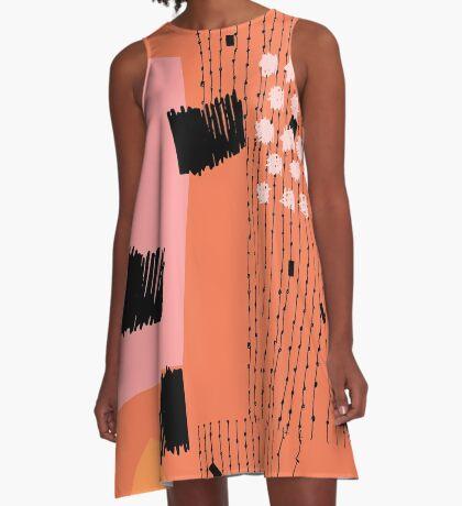 Clementine A-Line Dress