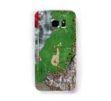 RPG Map Samsung Galaxy Case/Skin