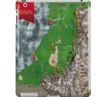 RPG Map iPad Case/Skin