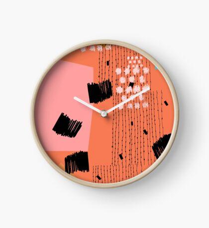 Clementine Clock
