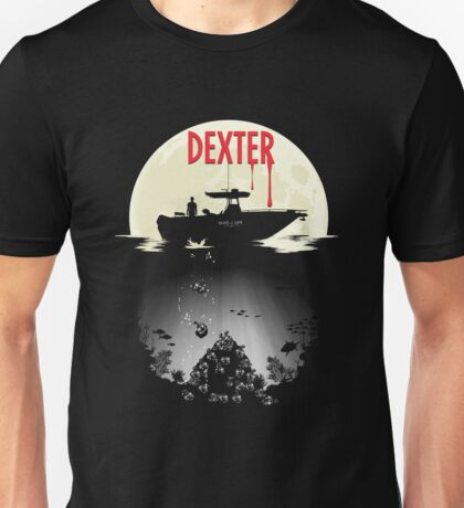 Dexter - Into the Depths Unisex T-Shirt