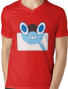 Rottom Pokedex - Pokemon Sun and Moon Mens V-Neck T-Shirt