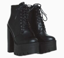 Black Boots by wishforlondon