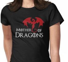 MOTHER OF DR.AGONS Womens Fitted T-Shirt