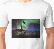 Auroral Splendour for the Vulcan Unisex T-Shirt
